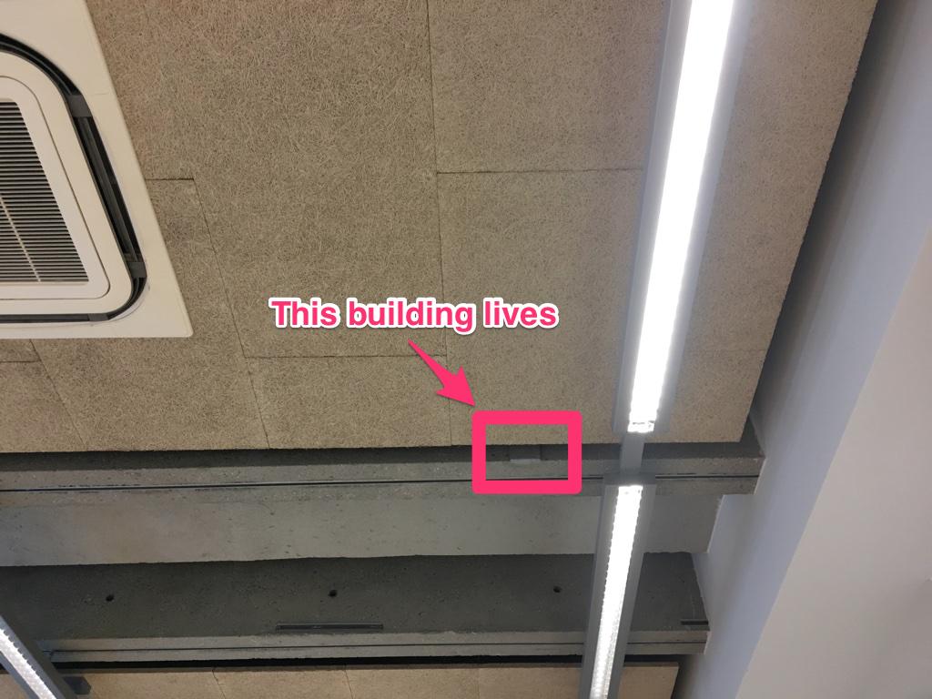 Timeless Ceiling